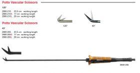 2800-205 HL DIETHRICH POTTS SCS 45D MICRO BLD SQZ HDL 13 3/4″ (23.5cm)